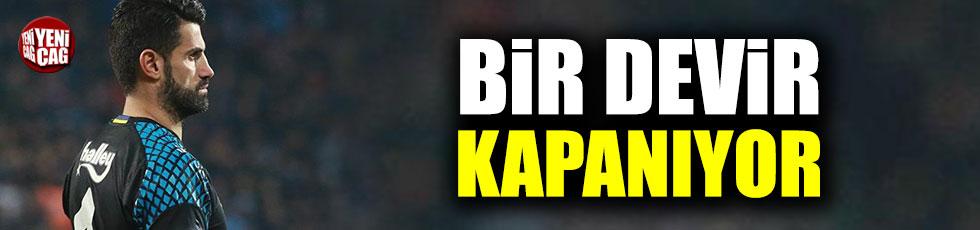 Volkan Demirel Fenerbahçe'ye veda ediyor