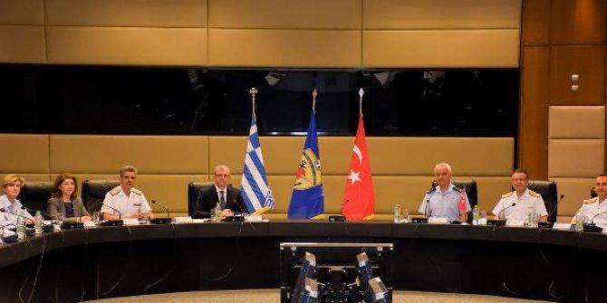 Türkiye ile Yunanistan'dan iş birliği toplantısı
