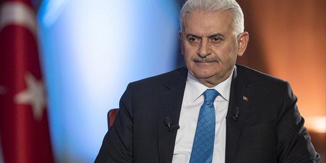Binali Yıldırım'dan YSK karına ilişkin 'oylar çalındı' açıklaması
