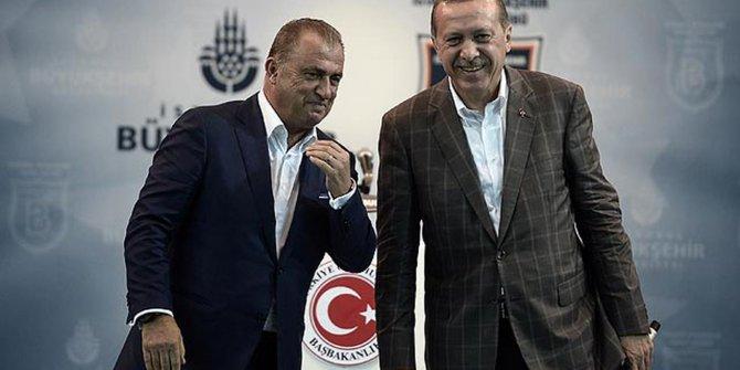 Erdoğan ve Terim ile hırs ve nefret