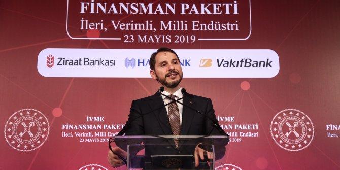 Berat Albayrak'tan tartışma yaratan işsizlik açıklaması