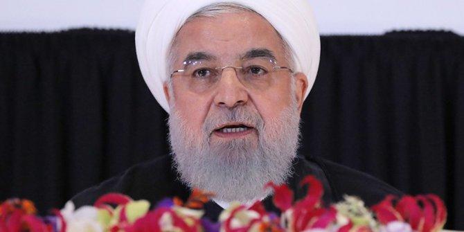 """Ruhani: """"ABD'yi pişman edeceğiz"""""""