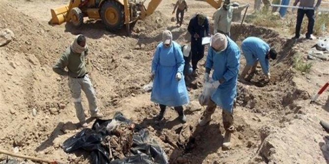 BM Irak'ta toplu mezar ortaya çıkardı