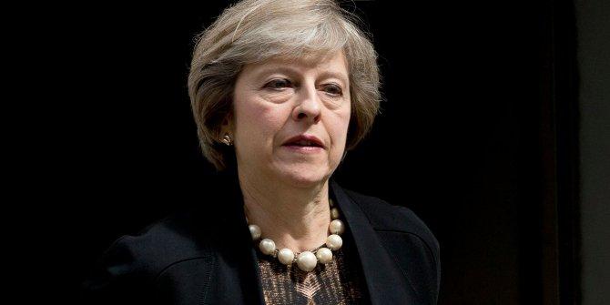 İngiltere Başbakanı May istifa etti!