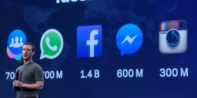 Facebook'ta sahte hesap sayısı rekor kırdı