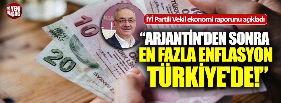 """İYİ Partili Tatlıoğlu: """"Mevcut yönetim ekonomik problemler ile baş edemez"""""""