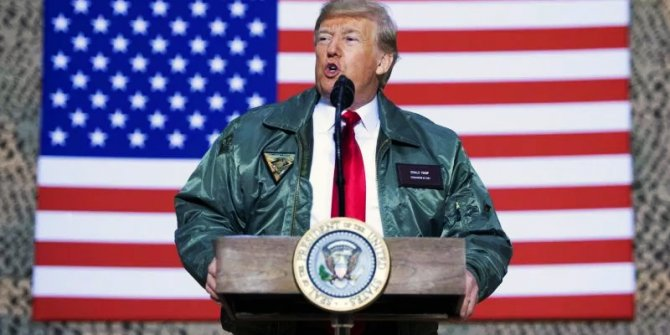 Emekli askerlerden Trump'a mektup