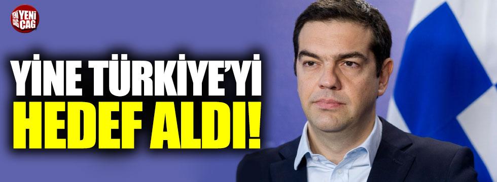 Çipras yine Türkiye'yi suçladı