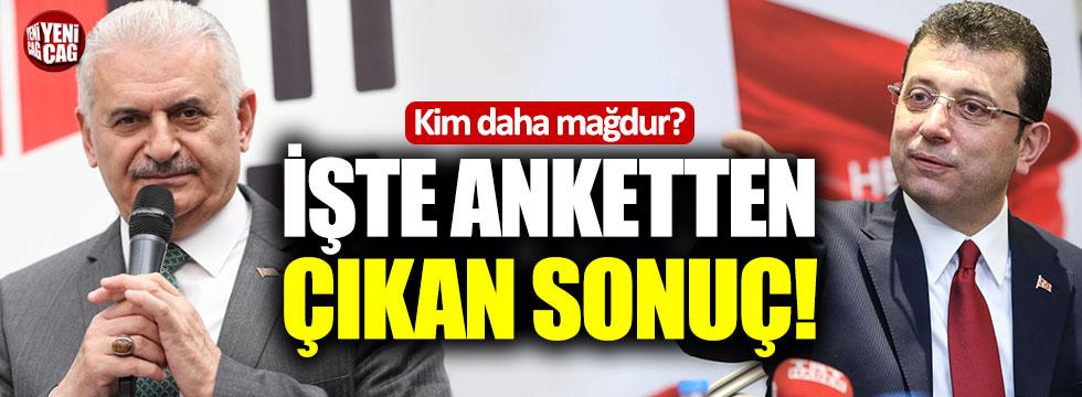 Konsensus Araştırma Şirketi'nin çarpıcı İstanbul anketi!