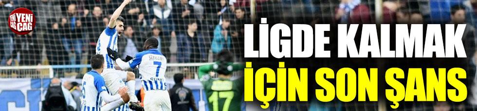 Spor Toto Süper Lig'de düşme hattı yanıyor!