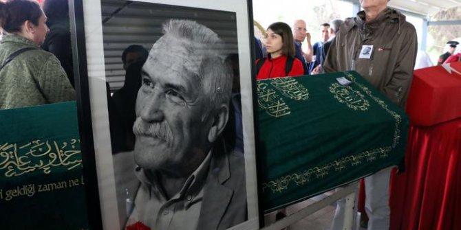 Usta yönetmen Yavuz Özkan son yolculuğuna uğurlandı
