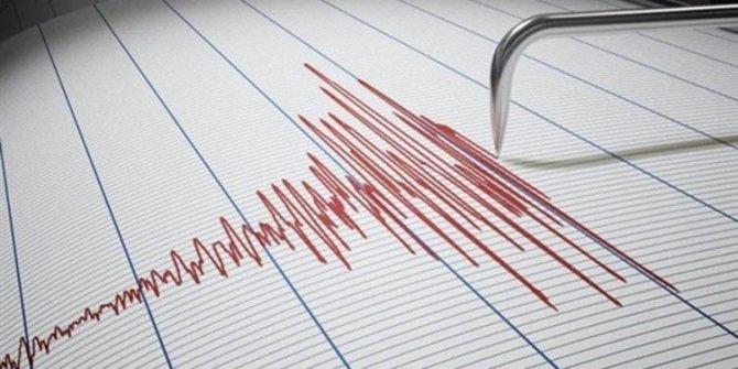 Peru'da deprem!
