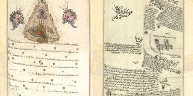 Kıbrıs'ın tarihi belgeleri sergilenecek
