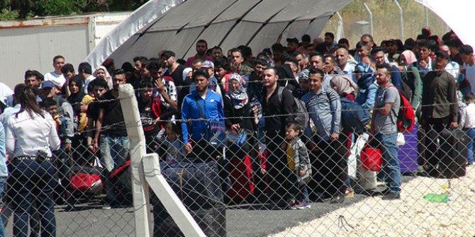 Online randevu alıp Suriye'ye tatile gidiyorlar