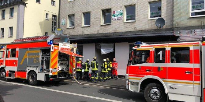 Almanya'da cami kundaklandı