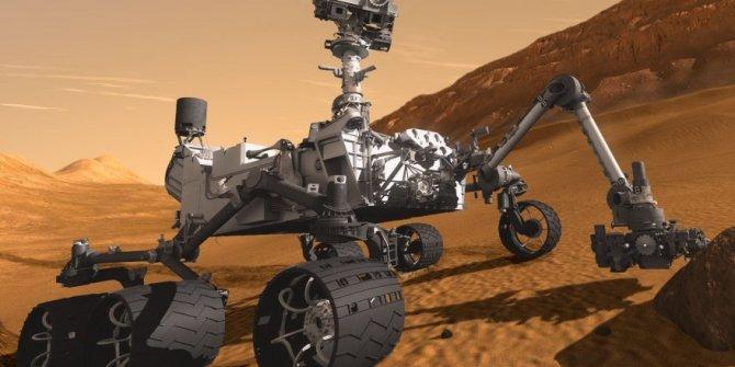 NASA Mars 2020 projesinde Türkiye rekor kırdı