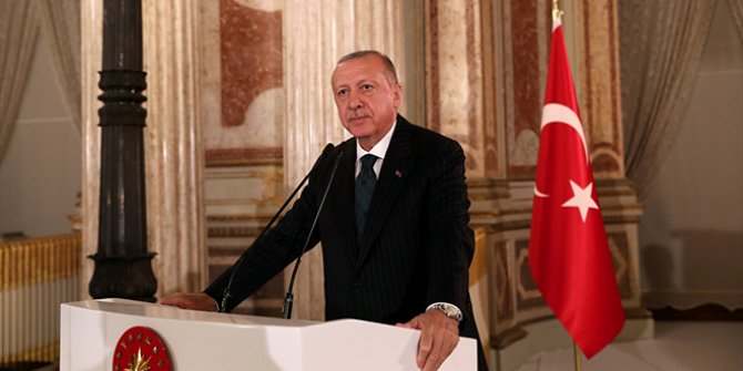 Erdoğan'dan İmamoğlu'na destek veren ünlülere tepki