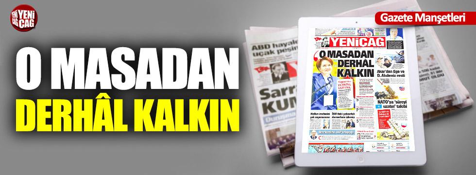 Günün Ulusal Gazete Manşetleri - 26 05 2019