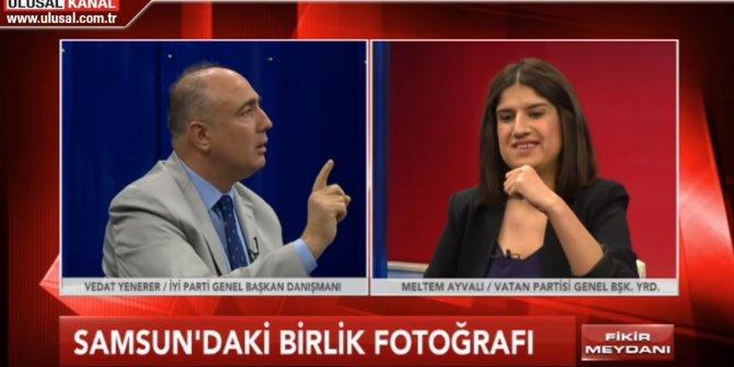 Vedat Yenerer'den Vatan Partisi'ne Akşener çıkışı