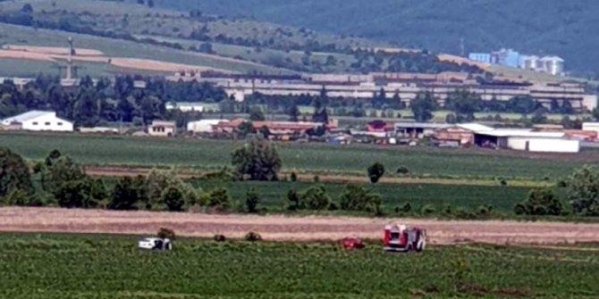 Bulgaristan'ın başkentinde uçak kazası