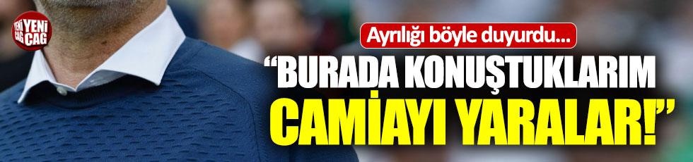 Mesut Bakkal, Bursaspor'dan ayrıldı