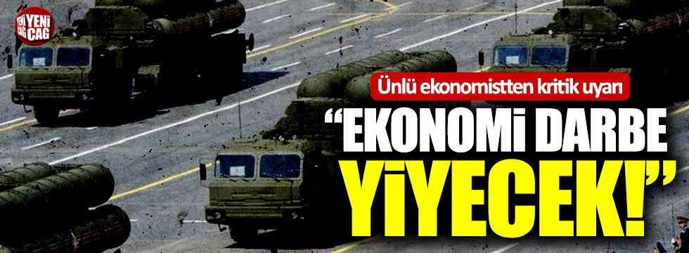 """Murat Muratoğlu: """"Ekonomi darbe yiyecek!"""""""