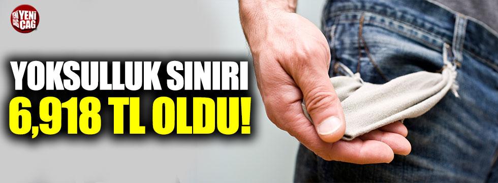 TÜRK-İŞ'ten yoksulluk sınırı açıklaması