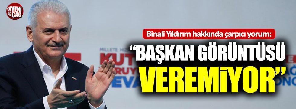 """Fehmi Koru: """"Binali Yıldırım Belediye Başkanı görüntüsü veremiyor"""""""