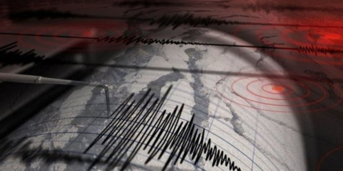 Gökova'da korkutan deprem!