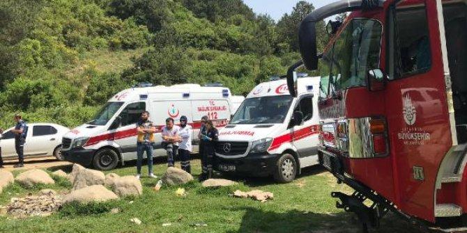 İstanbul'da baraja giren iki çocuk kayboldu