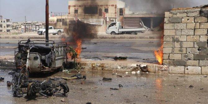 İdlib'e hava harekatı, bilanço ağırlaşıyor