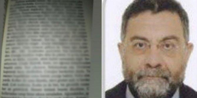 Abdullah Şevki kimdir Zümrüt Apartmanı kitabı yazarı gözaltında