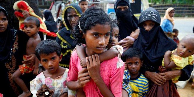 Myanmar ordusu Arakan'ı ablukaya aldı