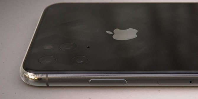 İPhone 11'in kamerası böyle görünecek