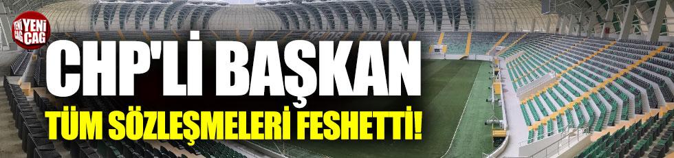 CHP'li Başkan Akhisarspor ile yapılan tüm sözleşmeleri feshetti