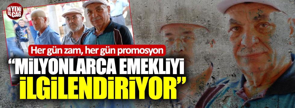 Faruk Bildirici'den emekli avlama haberciliğine tekpi