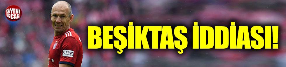 Robben için Beşiktaş iddiası