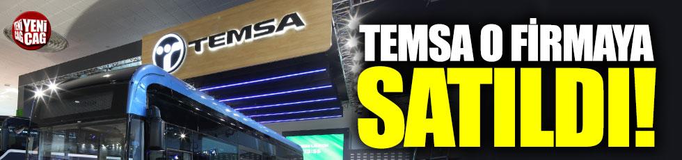 Sabancı Temsa'yı True Value Capital Partner's'a sattı
