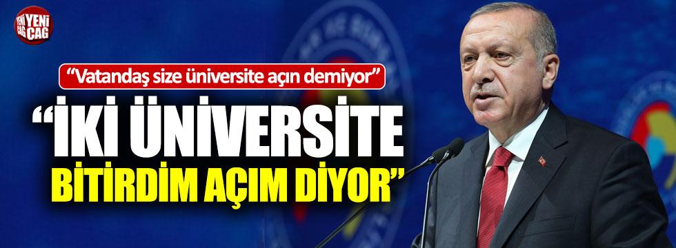 İYİ Partili Öztürk'ten yeni üniversite çıkışı