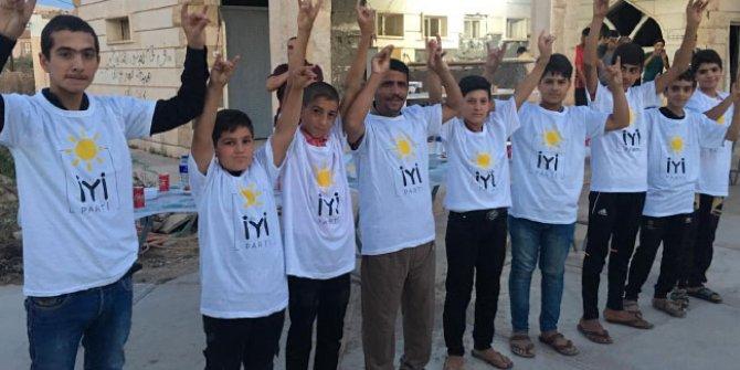 İYİ Parti'den Türkmenlere destek ziyareti