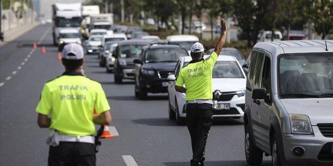 Ramazan Bayramı öncesi trafik alarmı