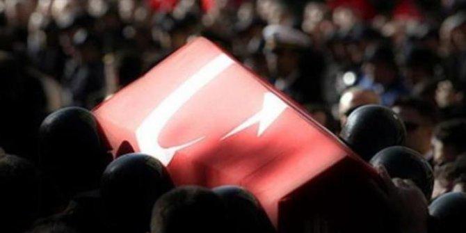 Şırnak'tan acı haber:1 şehit