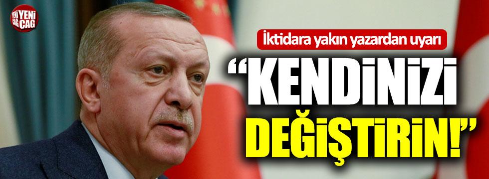 """Dilipak'tan AKP'ye uyarı: """"Kendinizi değiştirin!"""""""