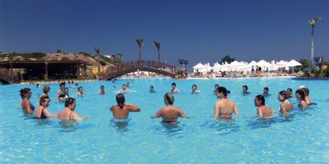 Tatilcilere 'kirli havuz' uyarısı