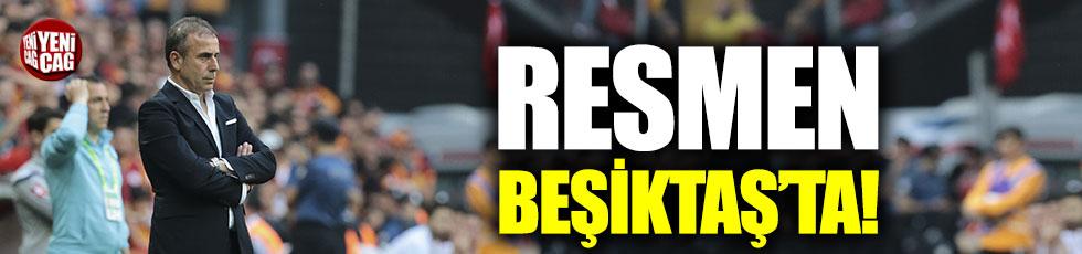 Abdullah Avcı resmen Beşiktaş'ta!