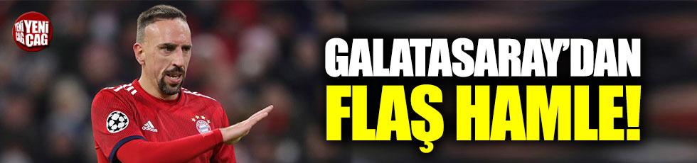 Galatasaray'dan Ribery bombası