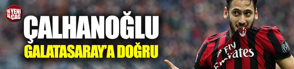 Galatasaray'dan Hakan Çalhanoğlu hamlesi