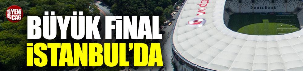 UEFA Süper Kupa Finali İstanbul'da