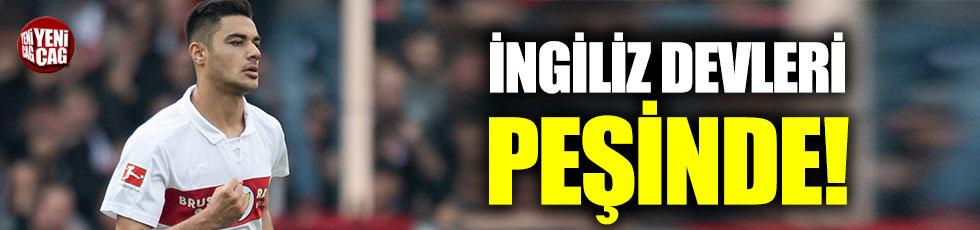Premier Lig'in devleri Ozan Kabak'ın peşinde