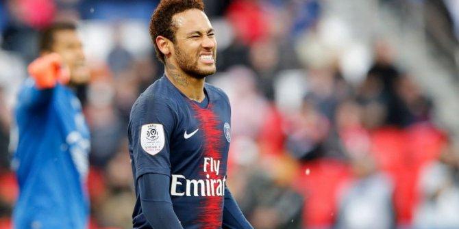 Neymar hakkında taciz suçlaması